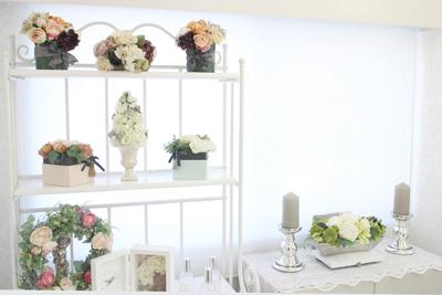 お花の飾りのある貸し会議室(新宿 大久保 貸し会議室 ソレイユ新宿)